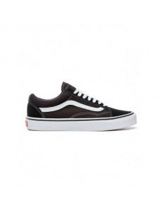 Zapatillas Vans Old Skool - Negro/Blanco