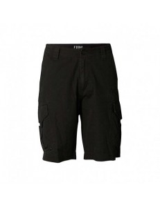 Pantalón corto Fox Head Slambozo Cargo Short - Black