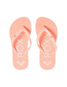 Chanclas Roxy Sandy - Crema
