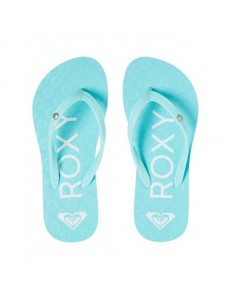Chanclas Roxy Sandy - Turquesa