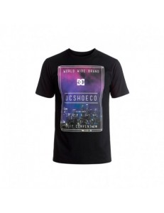 Camiseta DC Shoes City Box