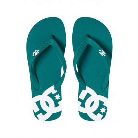 Chanclas Dc Shoes Spray - Green