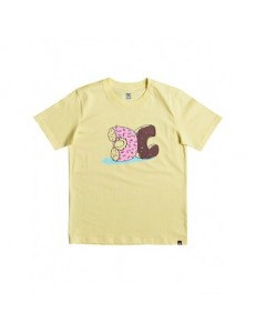 Camiseta DC Shoes Donut Crush - Lemon