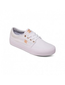 Zapatillas DC Shoes Trase TX White/Gold