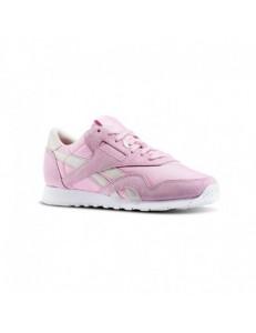 Zapatillas Reebok Classic CL Nylon X Face Stockholm (Vision/Kindness)