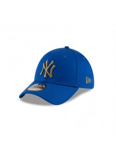 Gorra New York Yankees League Essential 39Thirty Flexfitted - Blue