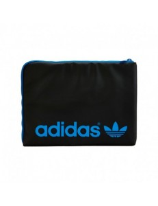 Funda Portátil Adidas Originals Laptop SL Basic Black/Bluebird.