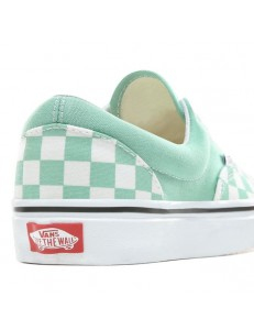 Zapatillas Vans Checkerboard Era - Neptune Green