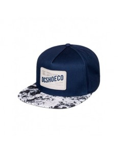 Gorra Snapback DC Shoes Leatherstan