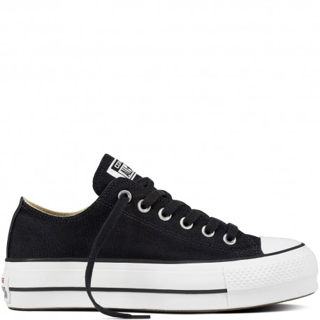 c2d95326ff26 Zapatillas Converse Chuck Taylor All Star Lift - Black