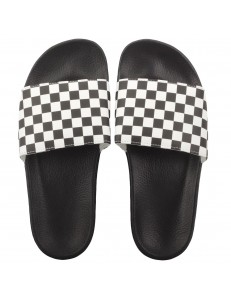Chanclas Vans Slide-On - White
