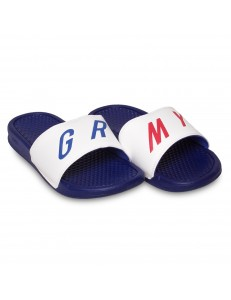 Chanclas Grimey Happy End F.A.L.A - White