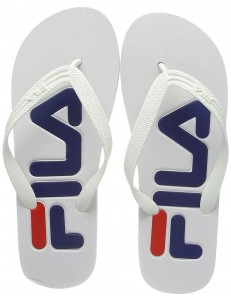 Chanclas Fila Troy - White