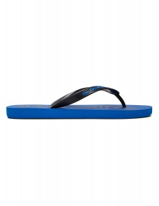 Chanclas Quiksilver Java Wordmark - Blue