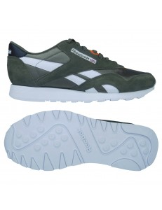 Zapatillas Reebok Classic Nylon - Green