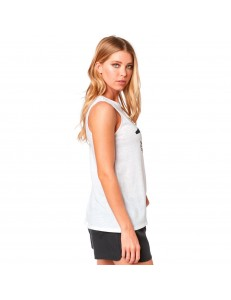 Camiseta Fox Head Road Course Tank - White