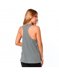 Camiseta Fox Head Tracker Tank - Heather Graphite