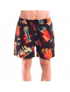 Bañador Grimey Drunken Devil Swimming Short
