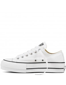 Zapatillas Converse Chuck Taylor All Star Lift - White