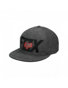 Gorra Fox Head Keep Out Snapback