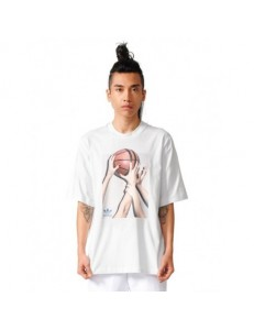 Camiseta Adidas Originals NYC Gallery Tee White