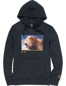 Sudadera Element Snarl - Charcoal Heather