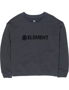 Sudadera Element Logo - Black