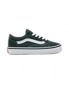 Zapatillas Vans Old Skool - Verde