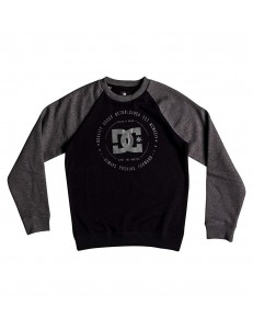 Sudadera Niño Dc Shoes Rebuilt - Black