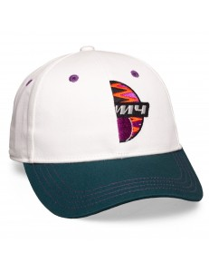 Gorra Grimey Acknowledge Curved Visor - White