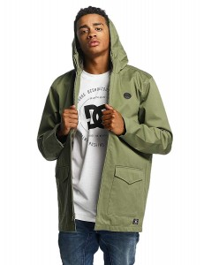 Chaqueta DC Shoes Oxford - Vintage Green