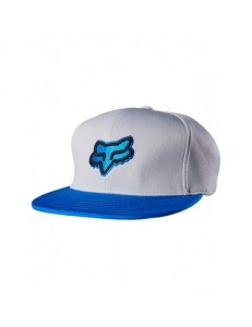 Gorra Fox Head Slasher Head Snapback Chalk