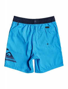 Bañador Niño Quiksilver Dredge Volley - Blue