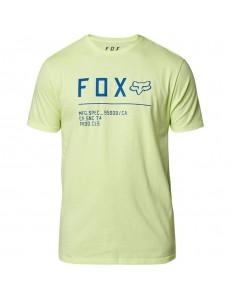 Camiseta Fox Head Non Stop Premium - Lime