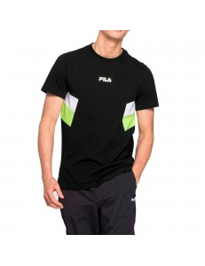 Camiseta Fila Men Barry Tee - Black