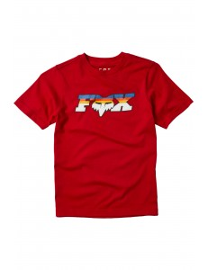 Camiseta Niño Fox Head Sheadx Slider - Rojo