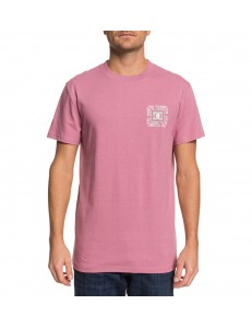 Camiseta DC Shoes Shattered - Rosa