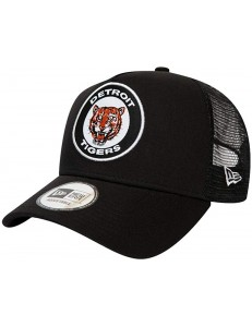 Gorra New Era Detroit Tiger - Black