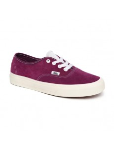 Zapatillas Vans Authentic Ante - Morado