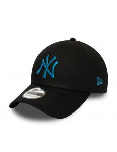 Gorra New Era - Negro/Azul