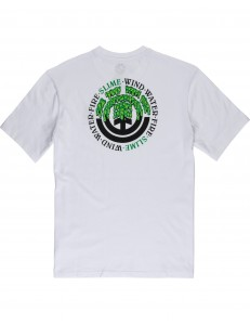 Camiseta Element Proton Seal - Blanco