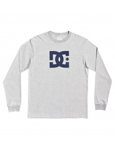 Camiseta Niño DC Shoes Star - Gris