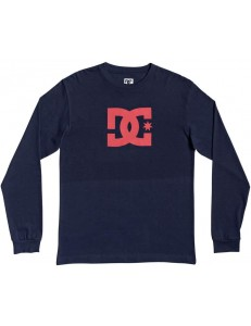 Camiseta Niño DC Shoes Star - Negro