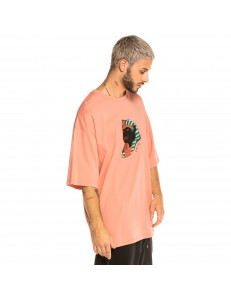 Camiseta Grimey Call of Yore - Rosa
