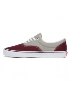 Zapatillas Vans Era - Gris/Burdeos