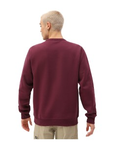 Sudadera Dickies Mount Sherman - Burdeos