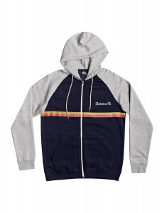 Sudadera Quiksilver Everyday Screen - Azul