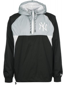 Cortavientos New Era New York Yankees - Negro