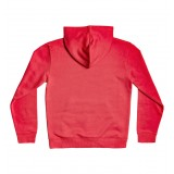 Sudadera Niño DC Shoes Divide And Conquer - Rojo