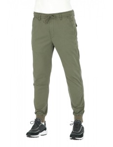 Pantalon Reell Reflex Rib - Verde